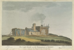 The Light House on the Promontory of Howth